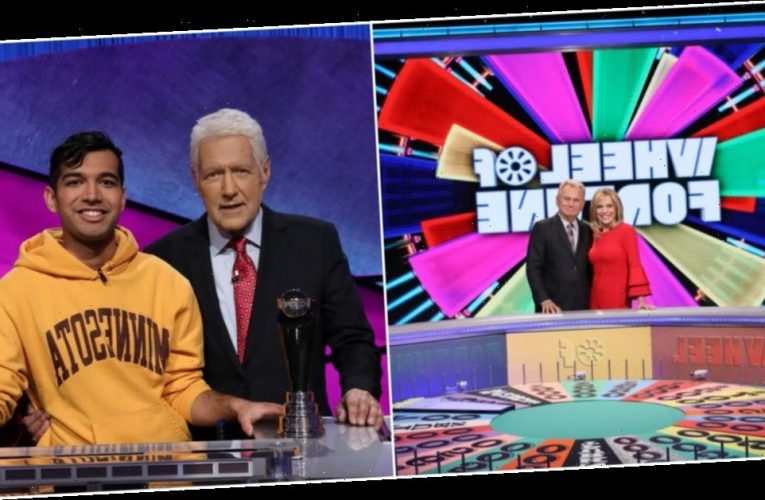 'Wheel Of Fortune' & 'Jeopardy!' Head Back To The Studio With Redesigned Wheel & Podium