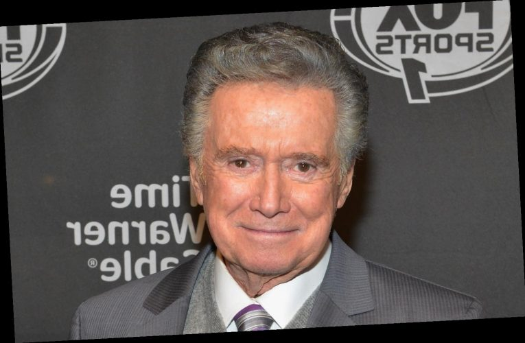 Regis Philbin Dead – Legendary TV Host Dies at 88