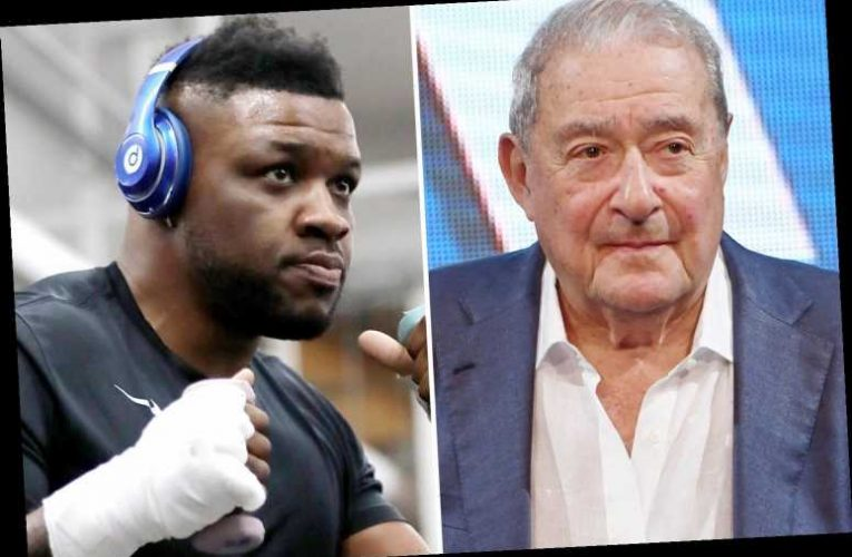 Bob Arum slams Jarrell Miller over 'attempted murder' after failed drug test and drops shamed boxer from Top Rank