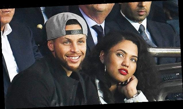 Steph & Ayesha Curry Enjoy A Romantic Weekend Out In The Water: 'I Love My Bay Be' — See Pics
