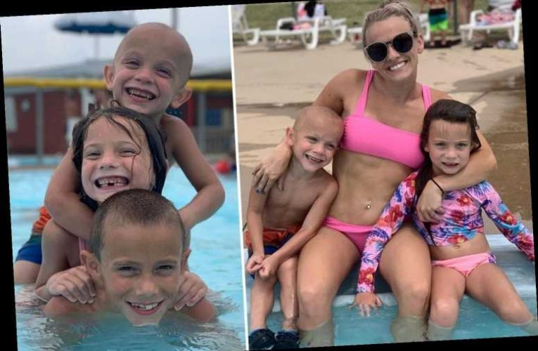 Teen Mom Mackenzie McKee blocks comments after trolls say her son Broncs has 'rotten teeth' and 'possibly cancer'