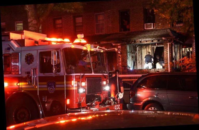 Queens fire injures four people, including 9-year-old girl