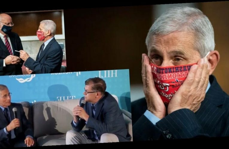 Dr. Fauci said he's 'so sorry' the worst-nightmare pandemic scenario he outlined a year ago has become reality