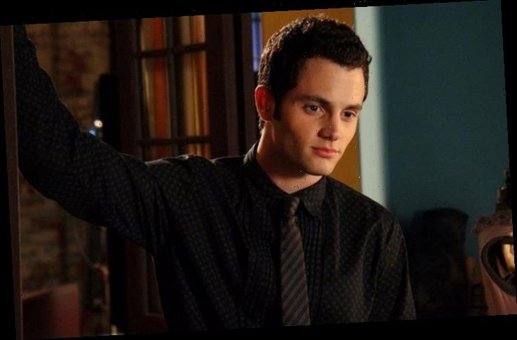 Penn Badgley Finds It Uncomfortable Watching Himself on 'Gossip Girl'
