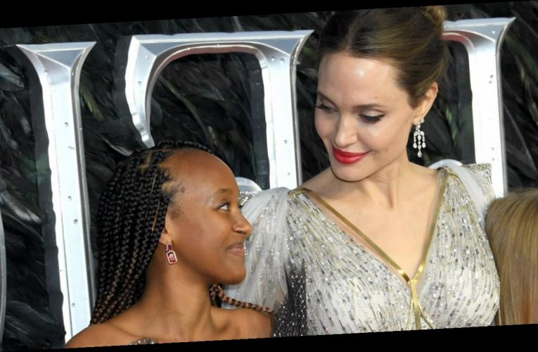 Angelina Jolie Calls Daughter Zahara an 'Extraordinary African Woman'