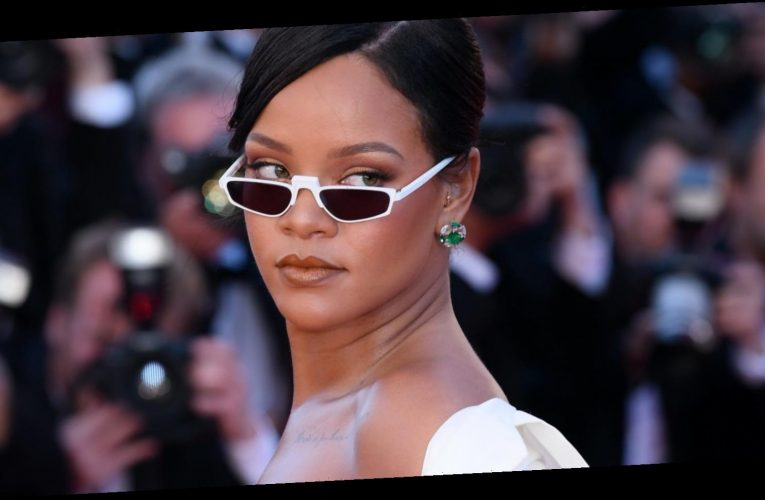 Rihanna just shared a sneak peek at Fenty Skin
