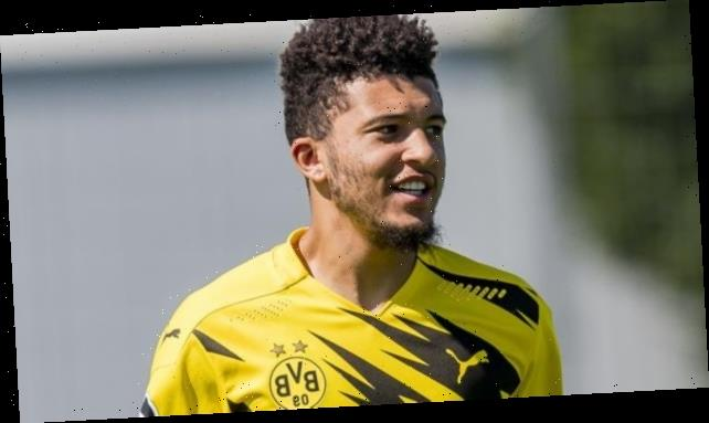 Jadon Sancho: Man Utd will not get cut-price deal for Dortmund winger