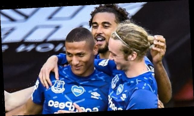Sheffield United 0-1 Everton: Blades' European hopes hit with defeat