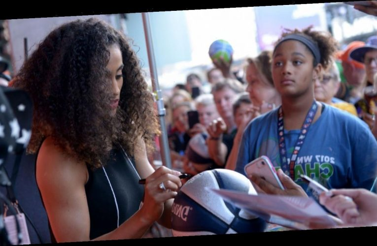 Diggins-Smith 'conflicted' on bubble, but not ball