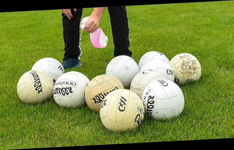 GAA to impose sanctions on county teams training before September 14