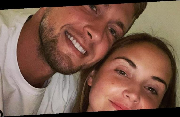 Jacqueline Jossa shares loved-up snap with husband Dan Osborne from family holiday