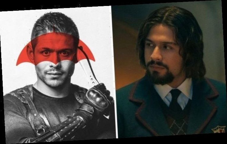 Umbrella Academy: Diego star David Castañeda teases first spin-off for the Netflix series