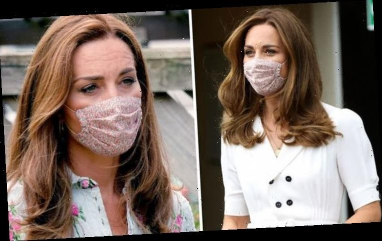 Kate Middleton's face mask sells out as 'Kate effect' sparks sales – where to buy