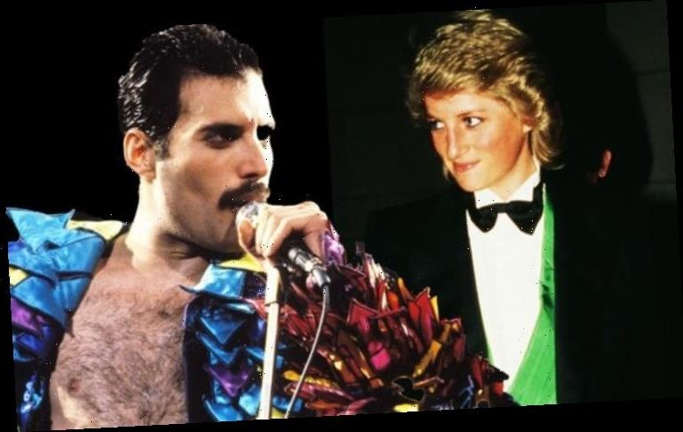 Princess Diana and Freddie Mercury EXCLUSIVE: Did THAT outrageous night really happen?