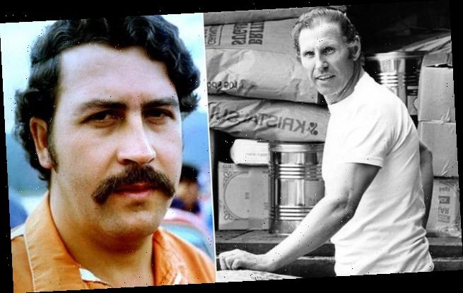 How Charlie Wilson's pact with Escobar helped get UK hooked on cocaine