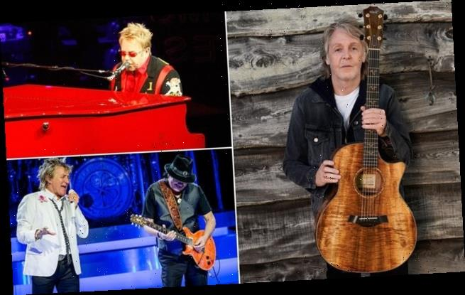 Sir Paul McCartney says Las Vegas is 'where you go to die'