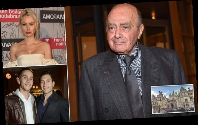 SEBASTIAN SHAKESPEARE: Fayed family feud, Round 2: it's off to court
