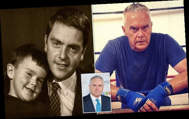 Huw Edwards weighed 16-and-a-half stone at heaviest
