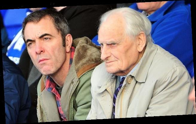 James Nesbitt pays tribute to his father as he dies aged 91
