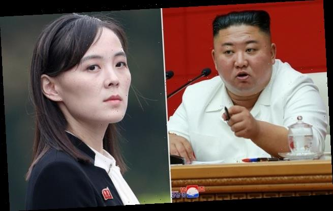 Kim Jong Un 'promotes his sister to second-in-command of North Korea'
