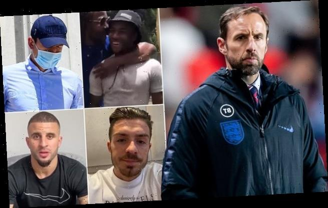 England manager Gareth Southgate faces squad selection nightmare