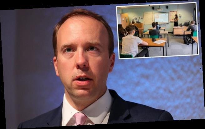 Matt Hancock grilled over supply teacher coronavirus risk