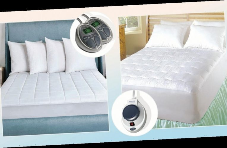 Cold Sleepers Swear By These Ridiculously Cozy Heated Mattress Pads