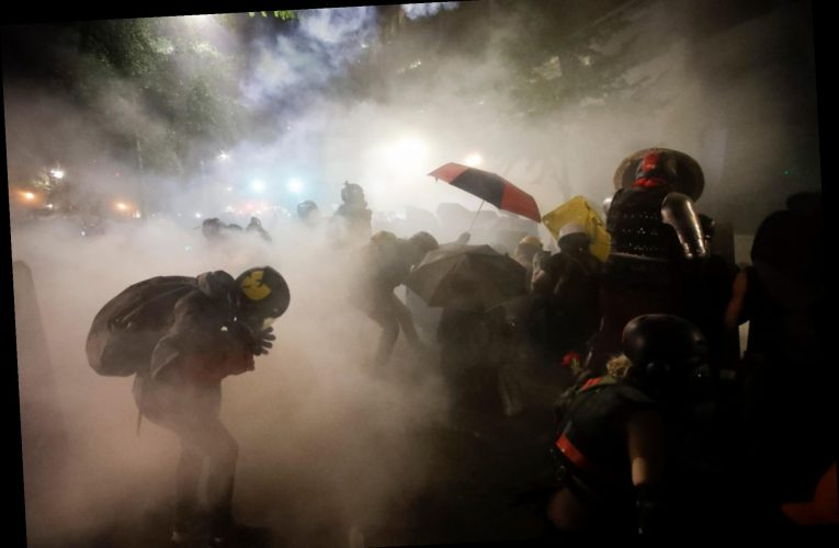 Lack of study and oversight raises concerns about tear gas