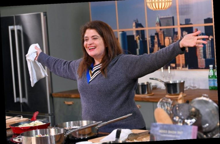 Alex Guarnaschelli's Least Favorite Food to Cook is Extremely 'Simple'