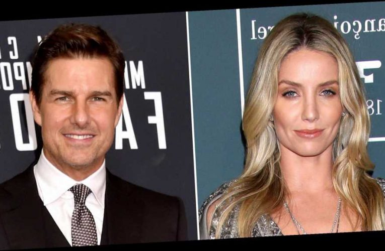 Annabelle Wallis: Tom Cruise Doesn't Let Costars Run Onscreen With Him