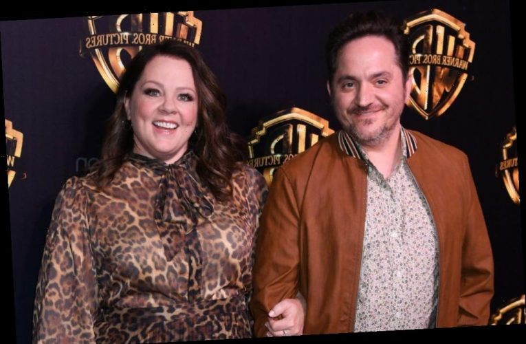 Melissa McCarthy and Ben Falcone Got into a Fight Over Grapes