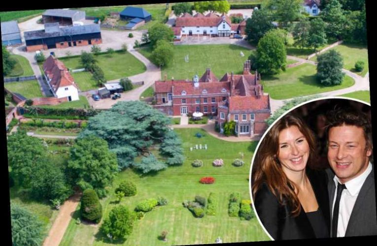 Jamie Oliver gets green light to build huge greenhouse to grow his own veg at £6m Essex mansion