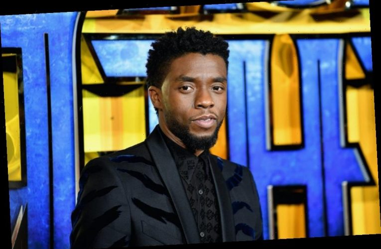 Chadwick Boseman Said This Was the Most 'Frightening' Thing About Being a Black Actor in Hollywood