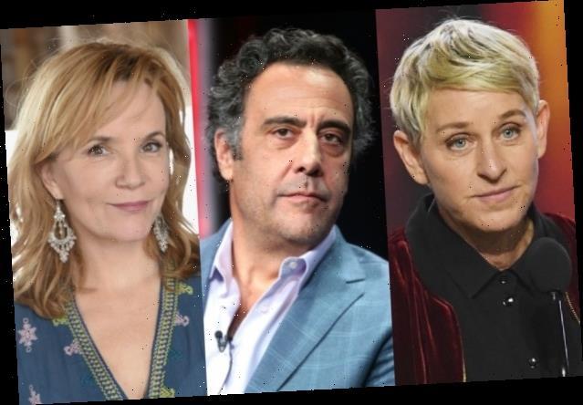 Lea Thompson Backs Brad Garrett's Claim About Ellen DeGeneres