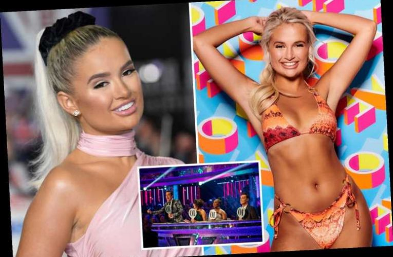 Molly-Mae Hague tipped for Strictly Come Dancing as show is set to lift reality star ban in desperate bid for celebs