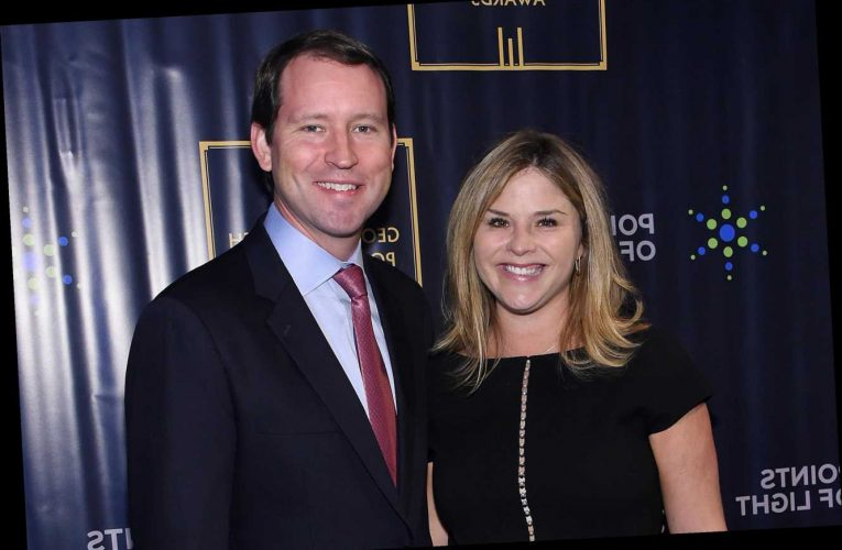 Jenna Bush Hager remembers father-in-law John Hager
