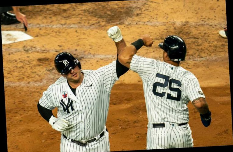 Yankees sweep Red Sox again as rivalry turns into joke