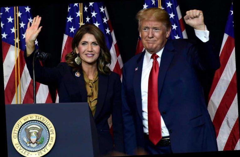 South Dakota turns down Trump's $300-a-week unemployment benefits