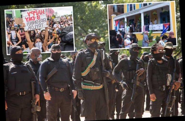 Restaurant owner slams Black Lives Matter 'mafia tactics' after group sent 'list of demands & threatened his business'