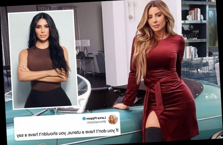 Kim Kardashian's ex-BFF Larsa Pippen defends her after Kanye West said he 'cried at the thought of aborting' daughter