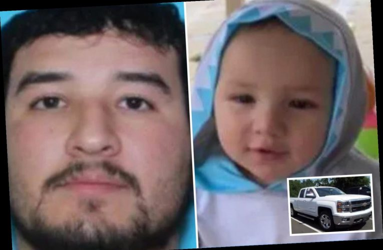Cops are looking for 28-year-old man they suspect has missing 14-month-old infant who is in 'grave or immediate danger'