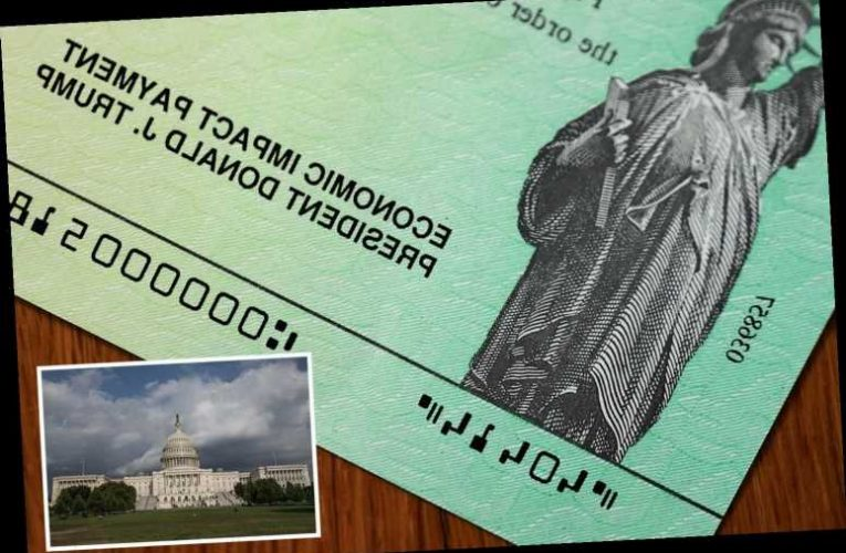 Huge delay to $1,200 stimulus checks as deal may not be reached until OCTOBER because lawmakers have gone on recess