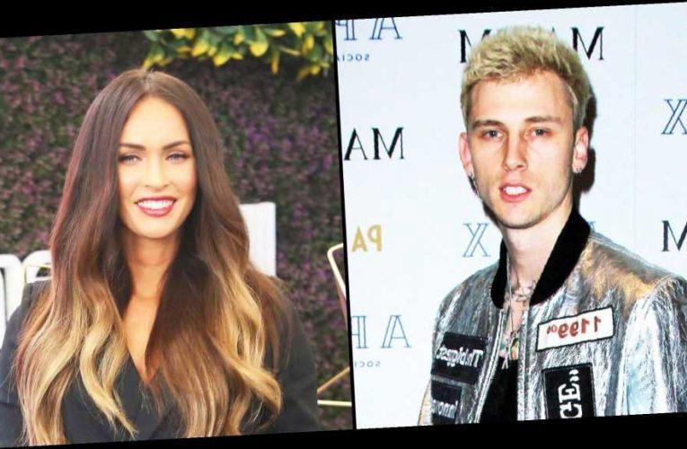 Machine Gun Kelly Says He Doesn't See Himself Dating Anyone But Megan Fox
