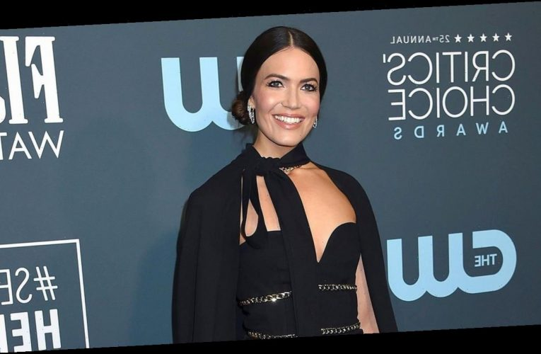 Mandy Moore Is 'Excited' About Getting Older: My '20s Were the Worst!'