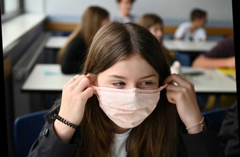 Do children have to wear face masks when schools go back?