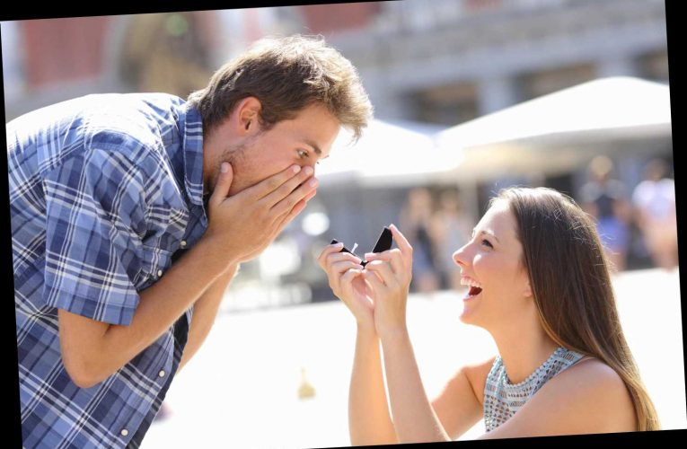 I want to propose to my partner this leap year but I know he'll turn me down