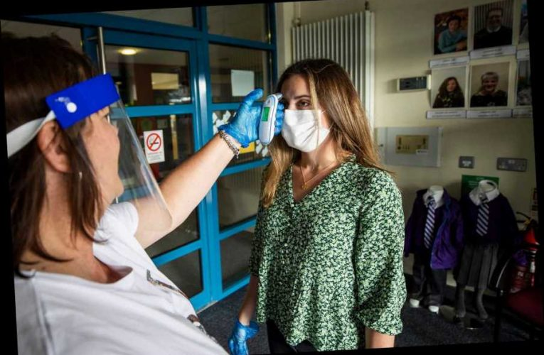 Scotland will make older kids masks at school – but UK Gov says it will harm kids' learning