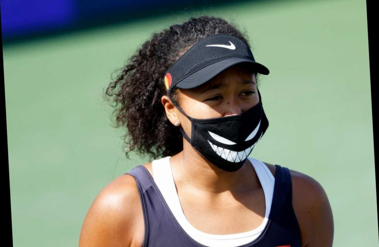 Naomi Osaka pulls out of Western and Southern Open in protest at Jacob Blake shooting that made her 'sick to my stomach'