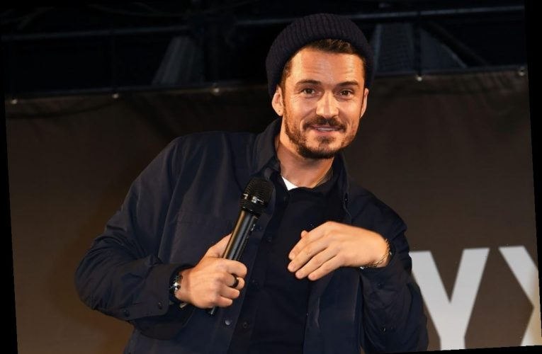 Orlando Bloom Gushes About His Unborn Daughter: 'That Love of Your Life Feeling'