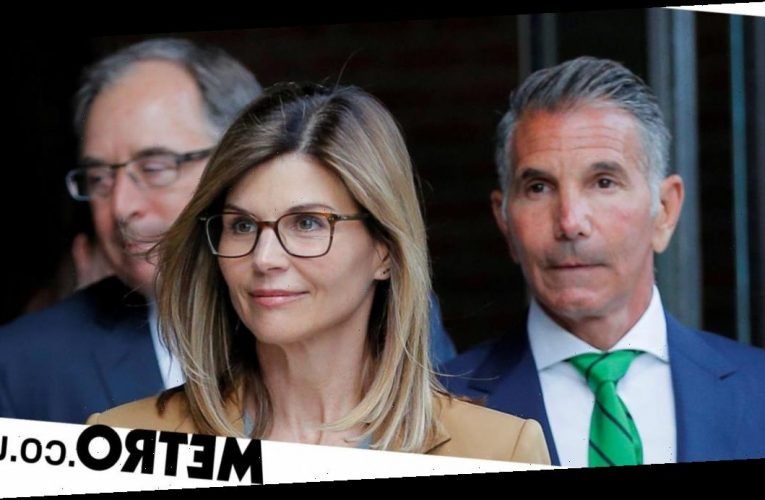 Lori Loughlin given 2 month jail sentence for college admission scam